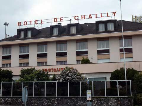 Hôtel Restaurant Le Chailly, Montreux