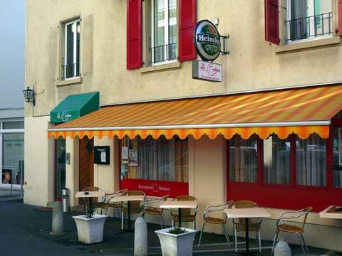 Restaurant Pizzeria Costiera, Clarens