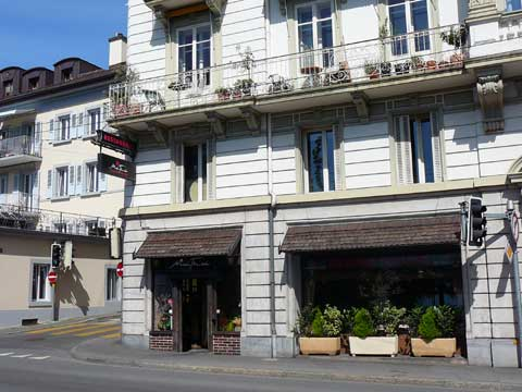 Restaurant Maï Thaï, Clarens