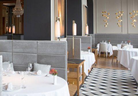 Restaurant Bellevue, Glion