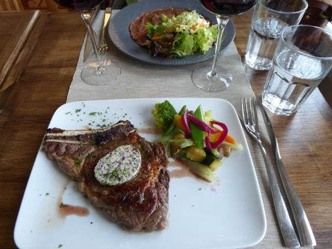 Restaurant Buffet de la Gare de Glion