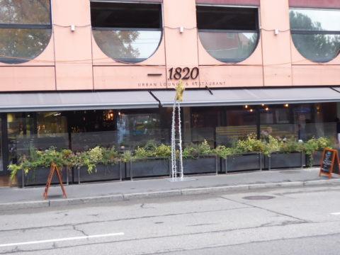 Restaurant 1820, Montreux