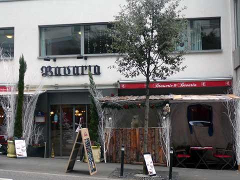 Brasserie La Bavaria, Montreux
