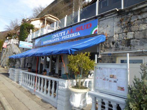Restaurant Benvenuti al Sud, Veytaux