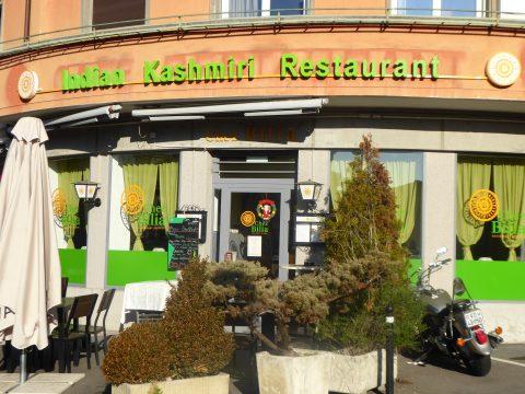 Restaurant Chez Bilia, Montreux