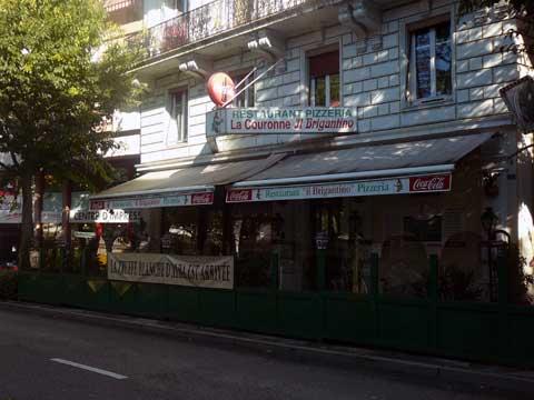 Il Brigantino, Montreux