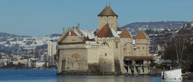 Montreux Restaurants Château Chillon