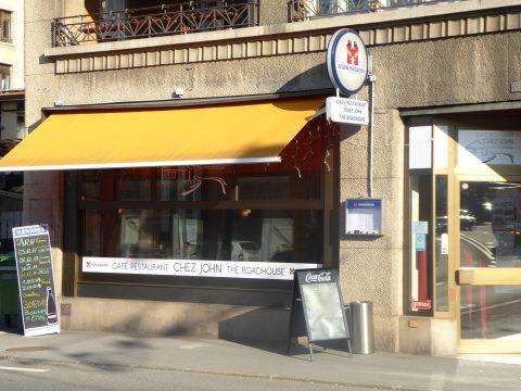 Restaurant Chez John the Roadhouse, Territet-Montreux