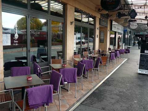 Restaurant Mayfair, Montreux
