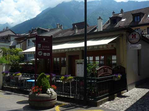 Restaurant Pizzeria Gondola, Villeneuve
